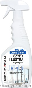 Glass Clean - preparat do mycia szyb 0,5L